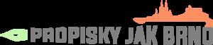 Logo propiskyjakbrno.cz