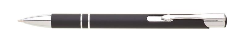 kovová propiska SIONA SOFT černá