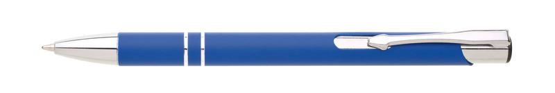 kovová propiska SIONA SOFT modrá