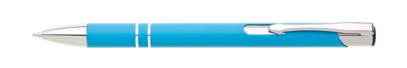 kovová propiska SIONA SOFT světle modrá