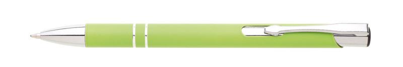 kovová propiska SIONA SOFT světle zelená