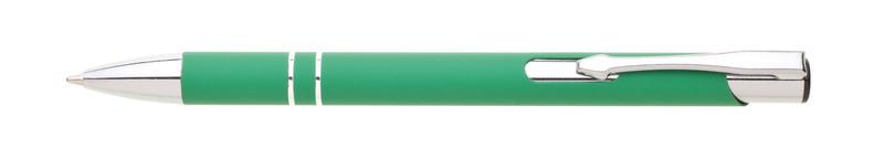 kovová propiska SIONA SOFT zelená
