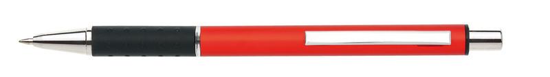kovová propiska BIANA červená