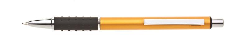 kovová propiska BIANA žlutá