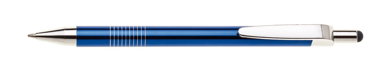 kovová propiska LAURIA TOUCH modrá