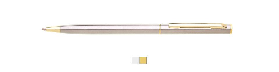 kovová propiska PIAZA STEEL