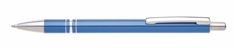 kovová propiska RENZA modrá