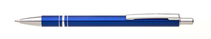 kovová propiska RENZA tmavě modrá