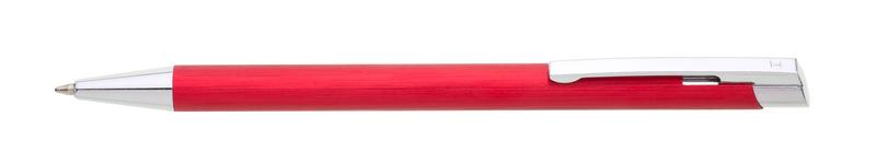 kovová propiska ZERA červená