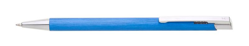kovová propiska ZERA modrá