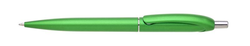 plastová propiska BRILA zelená