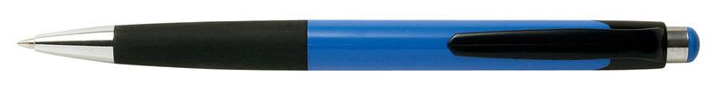 plastová propiska GARNA modrá