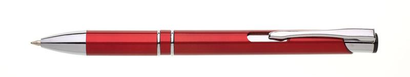 plastová propiska OIRA červená