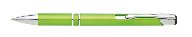 plastová propiska OIRA světle zelená