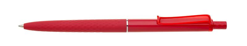 plastová propiska PROVEN SOFT červená