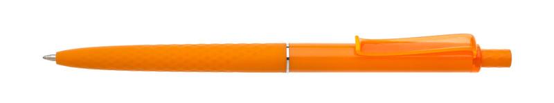 plastová propiska PROVEN SOFT oranžová