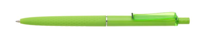 plastová propiska PROVEN SOFT světle zelená