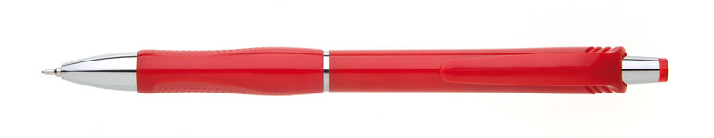 plastová propiska SALA červená