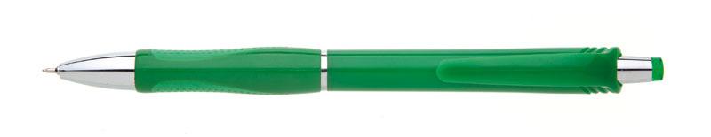 plastová propiska SALA zelená