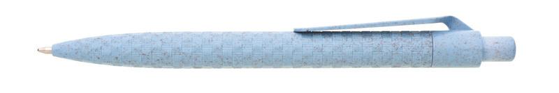 propiska sláma/plast AVENA modrá