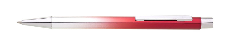 kovová propiska ALTRO červená