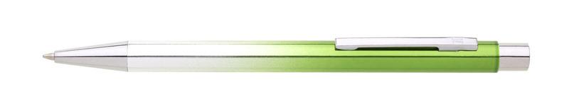 kovová propiska ALTRO zelená