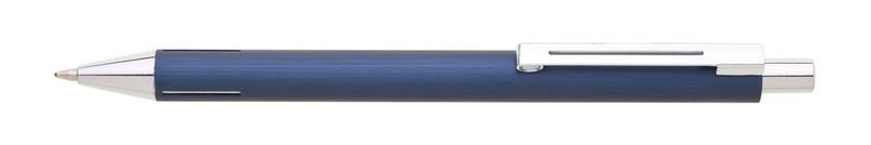 kovová propiska WIRE modrá