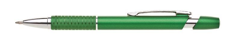 plastová propiska ALPE zelená