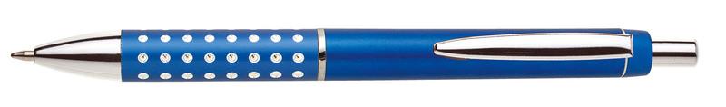 plastová propiska BLERA modrá