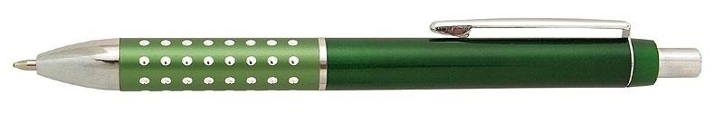 plastová propiska BLERA zelená