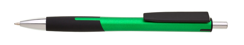 plastová propiska CHANEL zelená