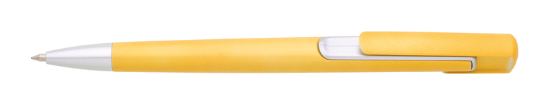 plastová propiska GIDI žlutá