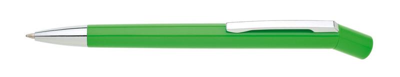 plastová propiska GIO zelená