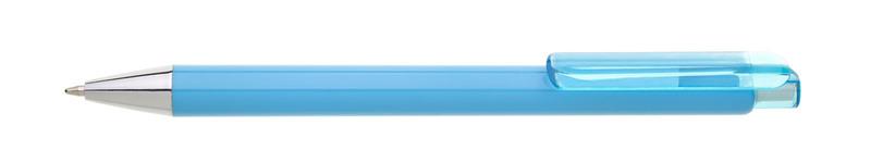 plastová propiska JOXY světle modrá