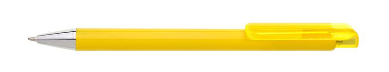 plastová propiska JOXY žlutá