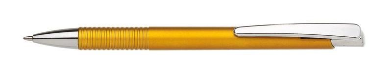 plastová propiska LASTI žlutá
