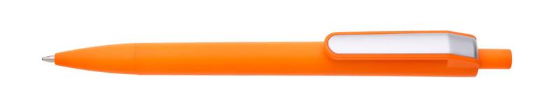 plastová propiska LONDI oranžová
