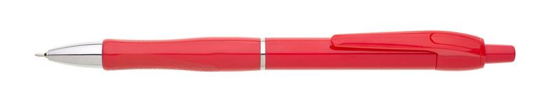 plastová propiska LUPIA červená