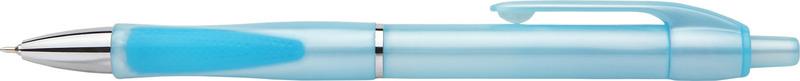 plastová propiska LUPIA světle modrá
