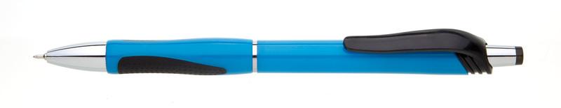 plastová propiska NERA tyrkysová