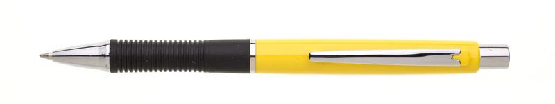 plastová propiska PRIOLA žlutá