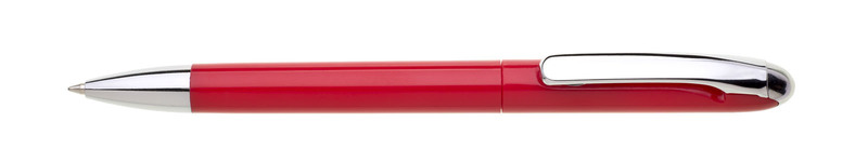 plastová propiska XEMI červená