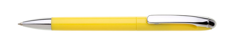 plastová propiska XEMI žlutá