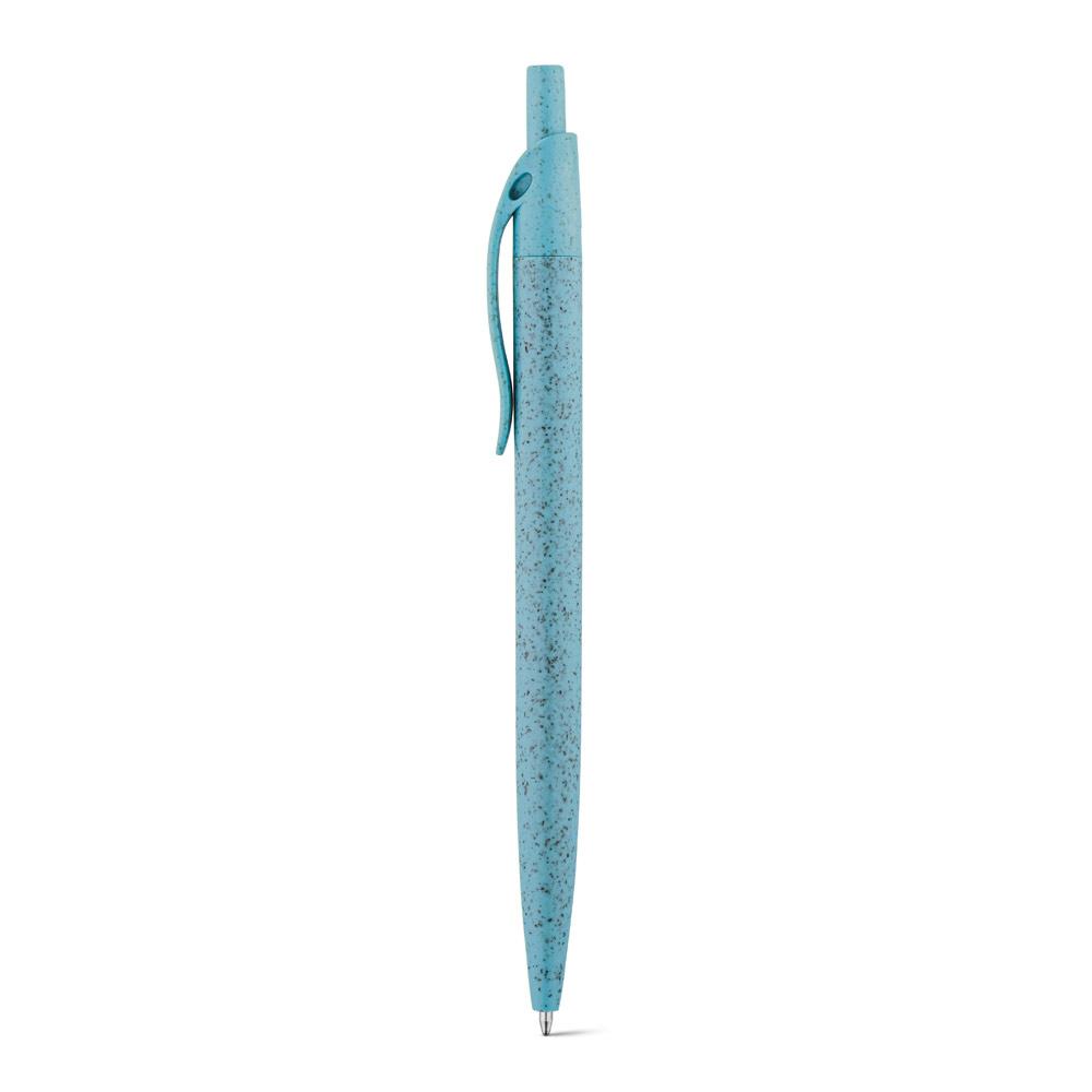 propiska pšeničné vlákno/ABS CAMILA světle modrá