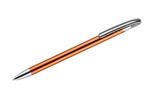 kovová propiska AVALO oranžová