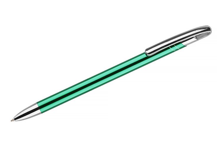 kovová propiska AVALO tyrkysová