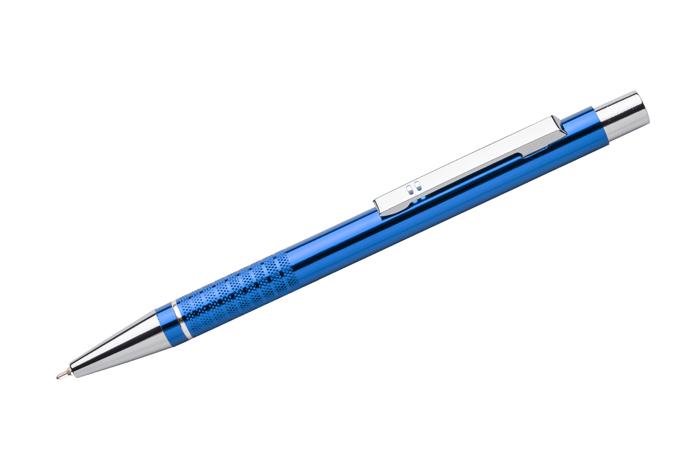 kovová propiska BONITO modrá