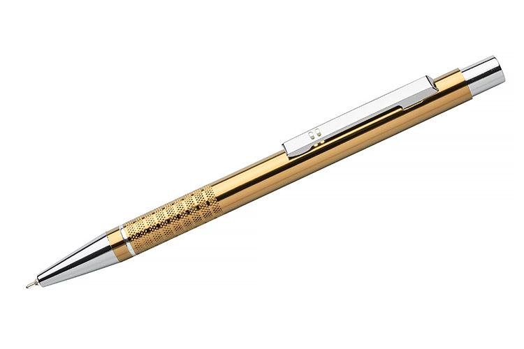 kovová propiska BONITO zlatá