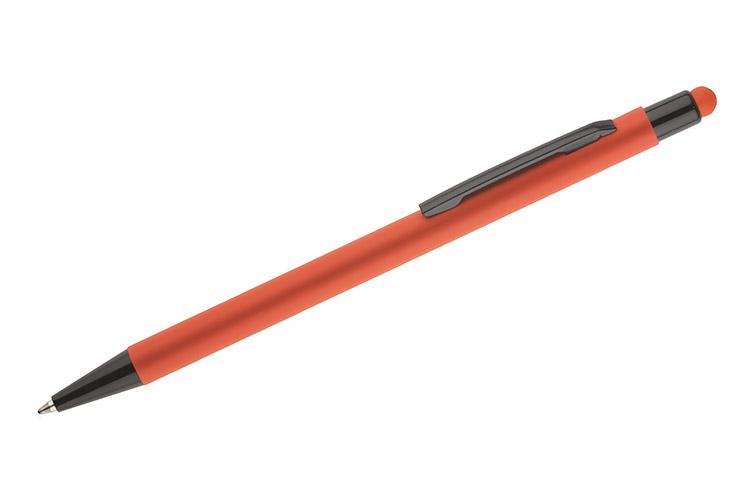 kovová propiska PRIM oranžová