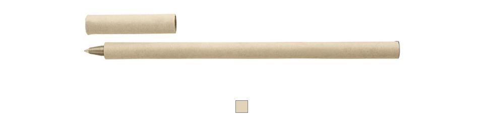 papírová propiska RECICLA